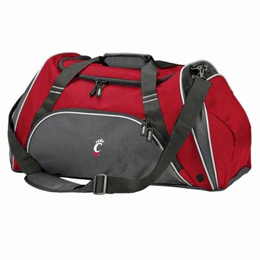 Cincinnati Action Duffle (Color: Grey)
