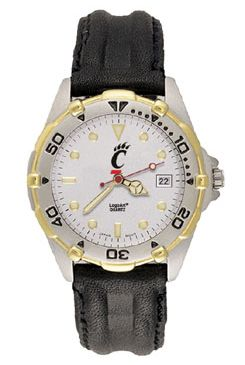 Cincinnati All Star Mens (Leather Band) Watch