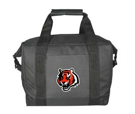 Cincinnati Bengals 12 Pack Cooler Bag