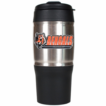 Cincinnati Bengals Heavy Duty Travel Tumbler