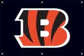 Cincinnati Bengals Flags & Outdoors