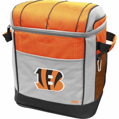 Cincinnati Bengals 50 Can Soft Side Cooler