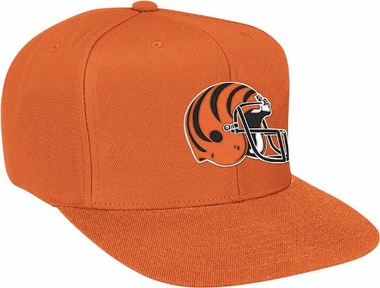 Cincinnati Bengals Basic Logo Snap Back Hat