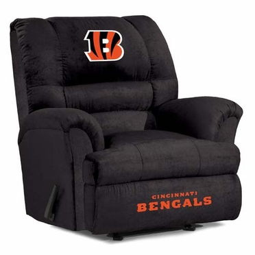 Cincinnati Bengals Big Daddy Recliner