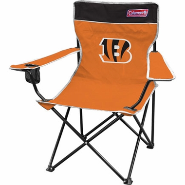 Cincinnati Bengals Broadband Quad Tailgate Chair