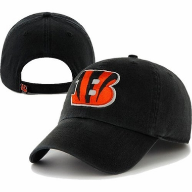 Cincinnati Bengals Cleanup Adjustable Hat