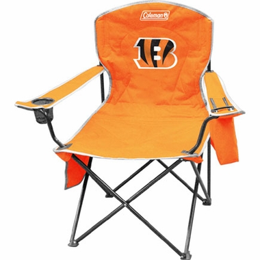 Cincinnati Bengals Cooler Quad Tailgate Chair