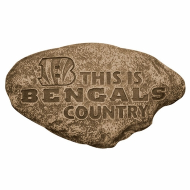 Cincinnati Bengals Country Stone