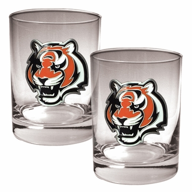 Cincinnati Bengals Double Rocks Set