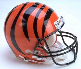 Cincinnati Bengals Full Sized Replica Helmet