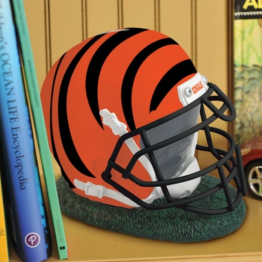 Cincinnati Bengals Helmet Shaped Bank