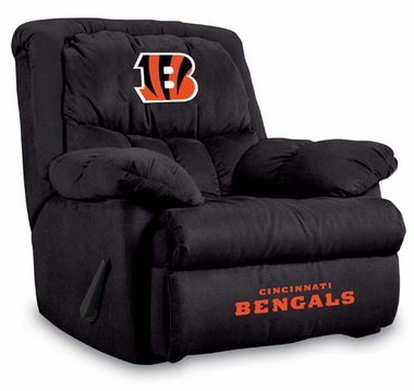 Cincinnati Bengals Home Team Recliner