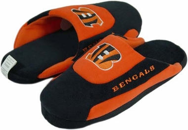 Cincinnati Bengals Low Pro Scuff Slippers