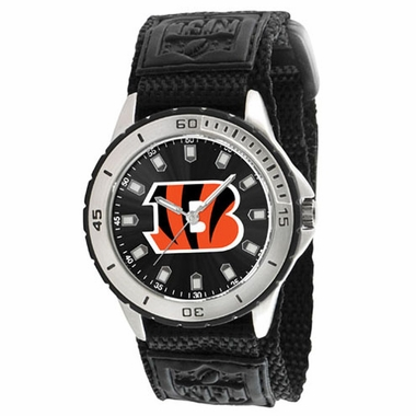 Cincinnati Bengals Mens Veteran Watch