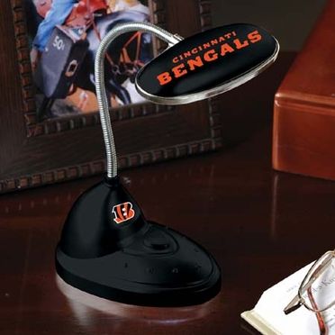 Cincinnati Bengals Mini LED Desk Lamp