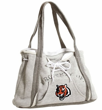 Cincinnati Bengals Property of Hoody Purse