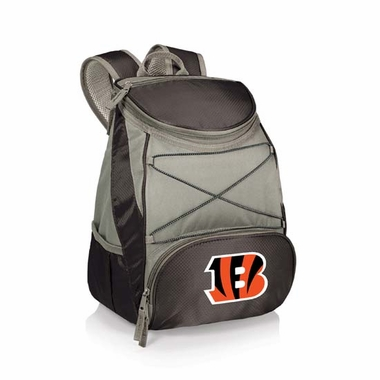 Cincinnati Bengals PTX Backpack Cooler (Black)