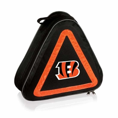 Cincinnati Bengals Roadside Emergency Kit (Black)