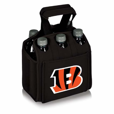 Cincinnati Bengals Six Pack (Black)