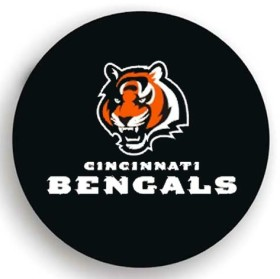 Cincinnati Bengals Spare Tire Cover (Small Size)