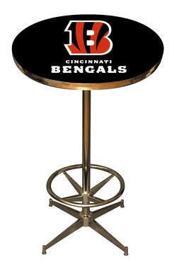 Cincinnati Bengals Team Pub Table