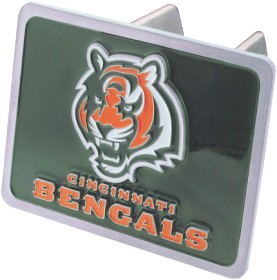 Cincinnati Bengals Trailer Hitch Cover
