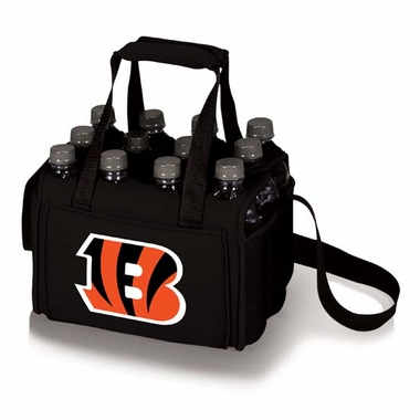Cincinnati Bengals Twelve Pack (Black)