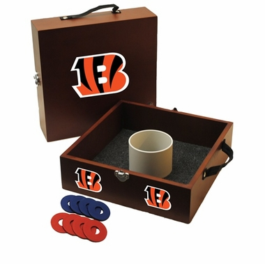 Cincinnati Bengals Washer Toss Game