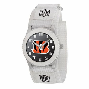 Cincinnati Bengals Youth Rookie Watch (White)