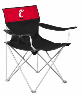 Cincinnati Canvas Adult Folding Logo Chair