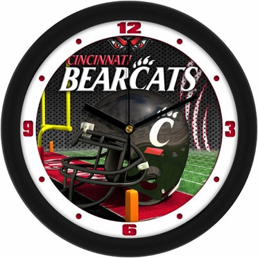 Cincinnati Helmet Wall Clock