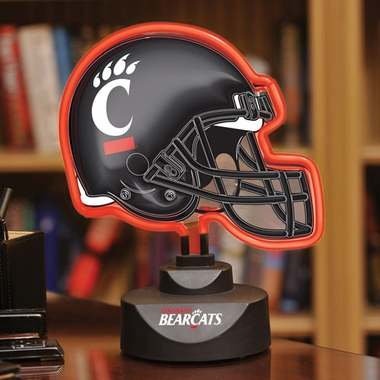 Cincinnati Neon Display Helmet
