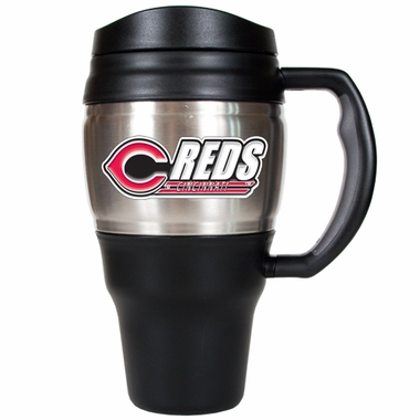 Cincinnati Reds 20oz Oversized Travel Mug