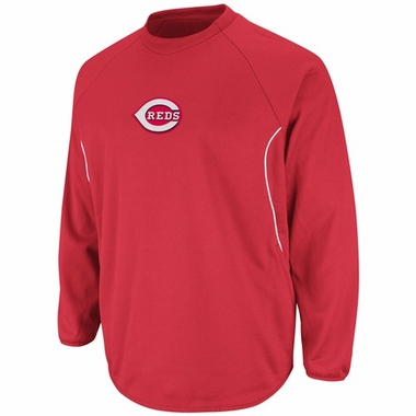 Cincinnati Reds Authentic Therma Base Tech Fleece