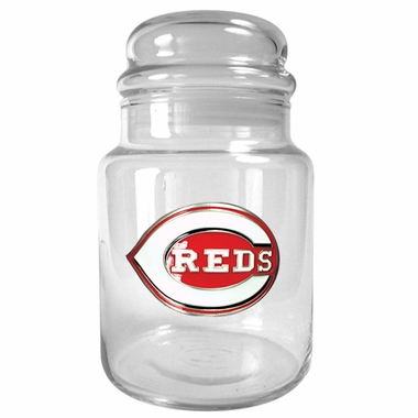 Cincinnati Reds Candy Jar