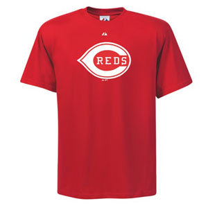 Cincinnati Reds Cooperstown Logo T-Shirt - Small