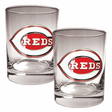 Cincinnati Reds Double Rocks Set