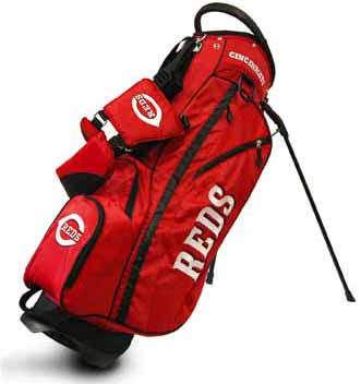 Cincinnati Reds Fairway Stand Bag