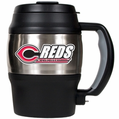 Cincinnati Reds Heavy Duty Insulated Mug