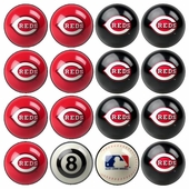 Cincinnati Reds Game Room