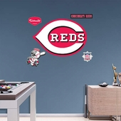 Cincinnati Reds Wall Decorations