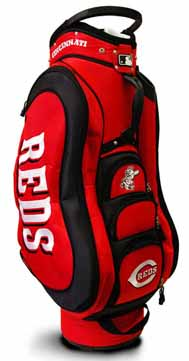 Cincinnati Reds Medalist Cart Bag