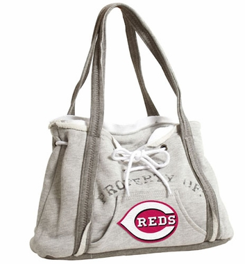 Cincinnati Reds Property of Hoody Purse