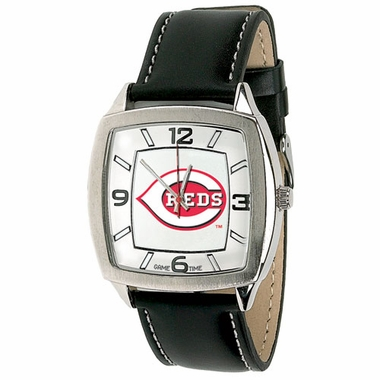 Cincinnati Reds Retro Mens Watch