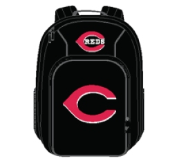 Cincinnati Reds Southpaw Youth Backpack