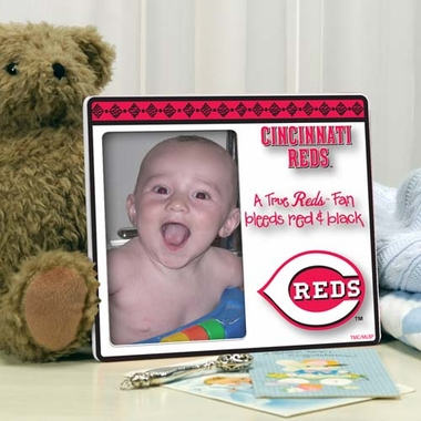 Cincinnati Reds True Fan Picture Frame