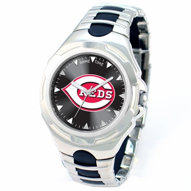 Cincinnati Reds Victory Mens Watch