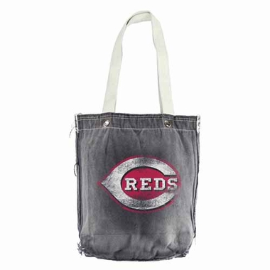 Cincinnati Reds Vintage Shopper (Black)