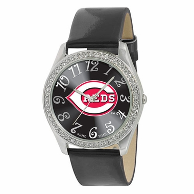 Cincinnati Reds Women's Glitz Watch