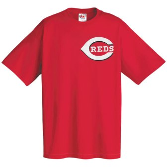 Cincinnati Reds Wordmark T-Shirt